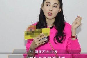 Không phải Tạ Đình Phong, Trương Bá Chi bất ngờ tiết lộ con trai cả quyến rũ giống hệt tài tử này