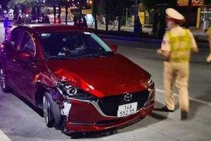 Quảng Ninh: Tài xế gây tai nạn có nồng độ cồn cao gấp 3 lần mức kịch khung xử phạt