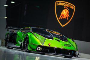Lamborghini Essenza SCV12 được tham gia các giải đua chuyên nghiệp