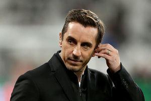 Gary Neville dự đoán đội vô địch Euro 2020
