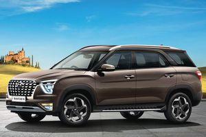 SUV 7 chỗ mới của Hyundai được bán ra tại Ấn Độ