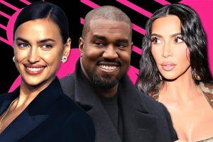 Lịch sử yêu toàn mỹ nhân của Kanye West
