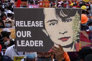 Bà Aung San Suu Kyi bị buộc tội tham nhũng, nhận 10 kg vàng