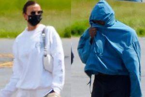 Kanye West - Irina Shayk né tránh ống kính sau tin hẹn hò
