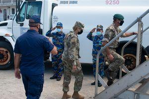 Tàu cảnh sát biển do Mỹ viện trợ Việt Nam đã đến Hawaii