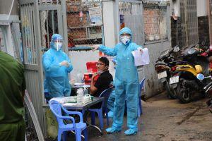 TP Hồ Chí Minh: Một cặp vợ chồng ở Bình Chánh mắc Covid-19 chưa rõ nguồn lây