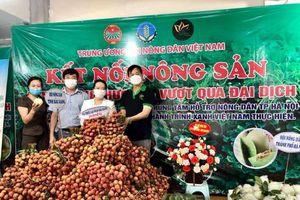 Hội Nông dân Hà Nội kết nối tiêu thụ nông sản mùa dịch