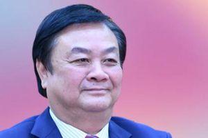 Bộ trưởng Lê Minh Hoan trúng cử đại biểu Quốc hội khóa XV