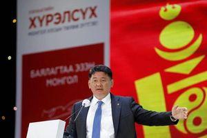 Ông Ukhnaa Khurelsukh đắc cử Tổng thống Mông Cổ