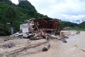 Thanh Hóa: Thêm 6 dự án ổn định dân cư vùng lũ ống, lũ quét