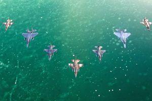 Không quân Israel và Ai Cập: Lão 'già dơ' và đại gia mới nổi!