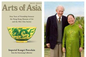 3 nhà sưu tập Việt nổi danh trên thế giới