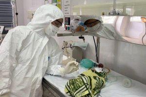 Sản phụ 20 tuổi mắc COVID-19 quê ở Bắc Giang sinh con khỏe mạnh