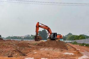 Vĩnh Phúc: Cưỡng chế giải phóng mặt bằng đối với 9 hộ dân thuộc huyện Vĩnh Tường