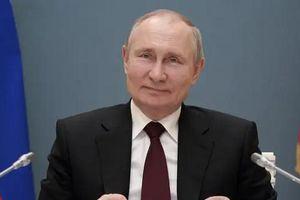 Ông Putin: Lệnh trừng phạt của Mỹ đối với Nord Stream 2 là vô nghĩa