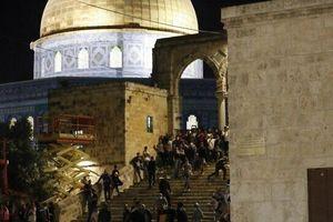 Căng thẳng ở Đông Jerusalem: Nội các Israel có động thái 'nhạy cảm', Mỹ vội 'can' đồng minh