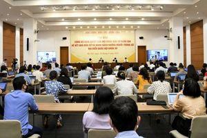 2/3 người tự ứng cử tại thành phố Hà Nội trúng cử đại biểu Quốc hội khóa XV