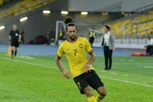 Sao Malaysia quyết 'phục hận' trong trận tái đấu với tuyển Việt Nam