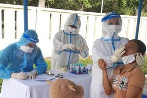 Côn Đảo tổ chức lấy mẫu xét nghiệm SARS- COV-2 cho toàn bộ dân trên đảo