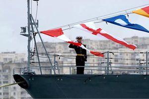 Nga chế tạo tàu sử dụng công nghệ tàng hình hoàn chỉnh đầu tiên