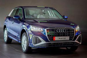 Audi Q2 phiên bản 2021 ra mắt