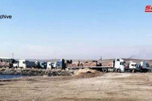 Động thái lạ của hàng chục xe tải quân sự Mỹ 'lũ lượt' từ Syria đến Iraq