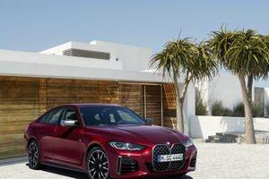 BMW 4-Series Gran Coupe ra mắt: Kích thước lớn hơn, cải thiện cảm giác lái