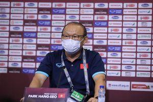 HLV Park Hang-seo: 'Tôi muốn các học trò chơi lạnh lùng trước Malaysia'