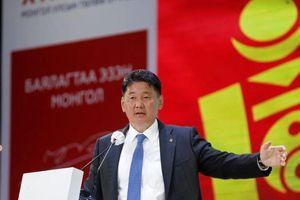 Mông Cổ: Cựu thủ tướng Ukhnaa Khurelsukh đắc cử Tổng thống
