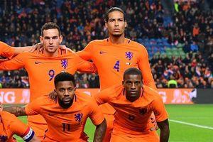 EURO 2020: Không Van Dijk, ai sẽ là thủ lĩnh của Cơn lốc màu Da cam?