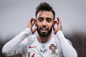 Bruno Fernandes phải thoát khỏi cái bóng Ronaldo ở EURO 2020