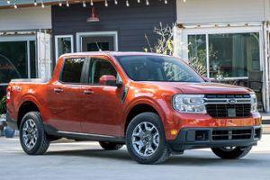 Ngắm xe bán tải hoàn toàn mới của Ford, giá rẻ bất ngờ
