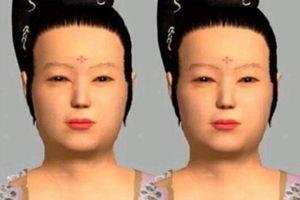 Bất ngờ trước gương mặt phục dựng của một trong tứ đại mỹ nhân Trung Quốc