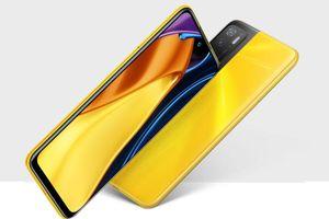 Smartphone 5G, RAM 6 GB, pin 5.000 mAh, giá 5,49 triệu đồng tại Việt Nam