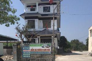 Xây biệt thự trong bến xe ở Nghệ An: Sẽ xem xét lại tiêu chuẩn hoạt động