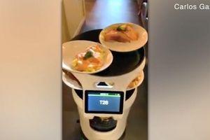 Nhà hàng Florida sử dụng robot để giải quyết tình trạng thiếu nhân viên