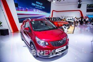 Top 10 mẫu xe bán chạy nhất thị trường ô tô Việt Nam, VinFast Fadil dẫn đầu