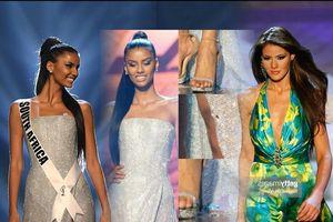 Hoa hậu mặc váy rách, đi giày hỏng vẫn on top cao tại quốc tế, Việt Nam cũng không kém cạnh