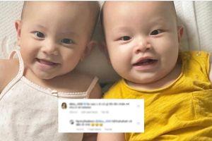 Hà Hồ tiết lộ 'khuyết điểm' trên gương mặt bé Leon, Diệu Nhi để lại bình luận thừa nhận 'dao kéo'