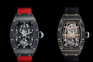 RM 74-01 và RM 74-02, hai siêu phẩm Tourbillon mới của Richard Mille