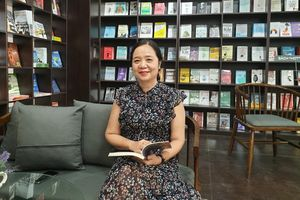 Tiến sĩ Vũ Dương Thúy Ngà dành trọn tâm huyết phát triển văn hóa đọc