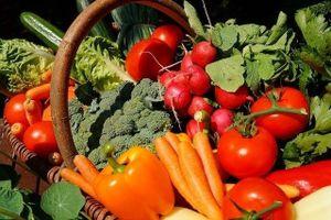 Giá thực phẩm rau củ quả ngày 10/6: Rau củ quả tăng giá nhẹ