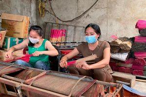 Hương bài truyền thống ở Thị trấn Yên Cát hướng tới sản phẩm OCOP