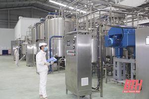 Lasuco đẩy mạnh tái cơ cấu lĩnh vực sản xuất, kinh doanh