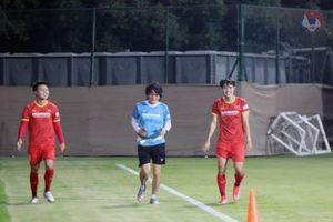 Trận đấu Việt Nam vs Malaysia: Tin vui tới từ Văn Toàn, Tuấn Anh bỏ ngỏ việc ra sân