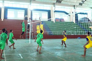 Thể thao trong vùng đồng bào dân tộc ở An Giang