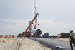 Dự án Cụm trang trại điện gió B&T dự kiến đưa vào vận hành trong quý III-2021