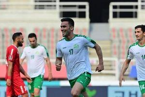 Turkmenistan giúp đội tuyển Việt Nam thêm cơ hội đi tiếp