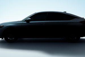 Honda nhá hàng Civic 2022 phiên bản hatchback, chờ ngày về Việt Nam