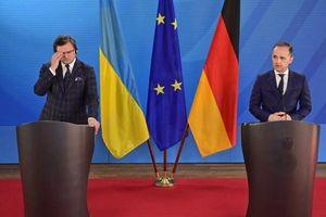 Ngoại trưởng Đức Heiko Maas từ chối đề nghị của Kiev về việc cung cấp vũ khí giúp Ukraine 'tự vệ'